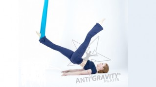 AntiGravity Pilatesクラス開講♪