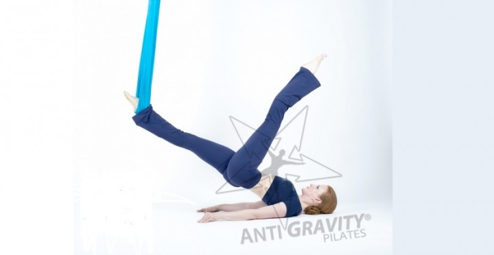 AntiGravity Pilatesクラス開講♪