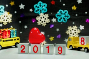 【New】2019年1月スケジュール公開のお知らせ